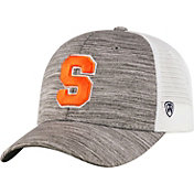 Top of the World Men's Syracuse Orange Grey Warmup Adjustable Hat