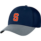 Top of the World Men's Syracuse Orange Blue Twill Elite Mesh 1Fit Flex Hat