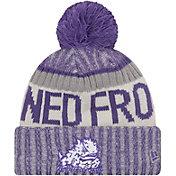 New Era Men's TCU Horned Frogs Purple Sport Knit Beanie