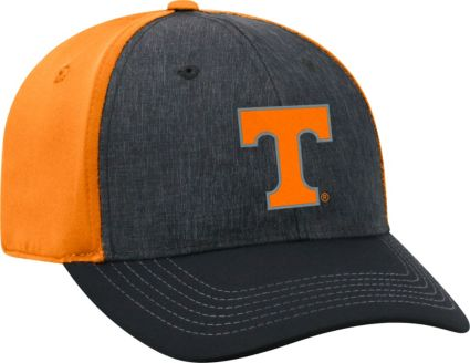 new style d7c0b fc603 ... heathered gray tennessee orange cbbab 30df7  ireland top of the world mens  tennessee volunteers grey tennessee orange reach 1fit flex hat 663bc