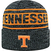 Top of the World Men's Tennessee Volunteers Sockit To Me Grey Knit Beanie