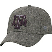 Top of the World Men's Texas A&M Aggies Grey Jones Adjustable Hat