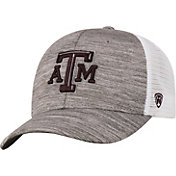Top of the World Men's Texas A&M Aggies Grey Warmup Adjustable Hat