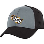 Top of the World Men's VCU Rams Grey/Black Two Tone Adjustable Hat