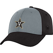 Top of the World Men's Vanderbilt Commodores Grey/Black Two Tone Adjustable Hat