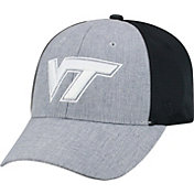 Top of the World Men's Virginia Tech Hokies Grey/Black Faboo 1Fit Hat