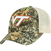 Top of the World Men's Virginia Tech Hokies Camo Sentry Adjustable Hat