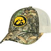 Top of the World Men's Iowa Hawkeyes Camo Sentry Adjustable Hat