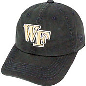 Top of the World Men's Wake Forest Demon Deacons Crew Adjustable Black Hat