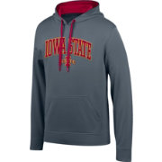 Top of the World Men's Iowa State Cyclones Foundation Grey Hoodie
