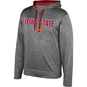 Top of the World Men's Iowa State Cyclones Grey Foundation Hoodie