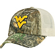 Top of the World Men's West Virginia Mountaineers Camo Sentry Adjustable Hat