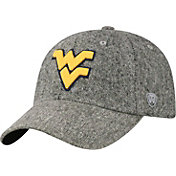Top of the World Men's West Virginia Mountaineers Grey Jones Adjustable Hat