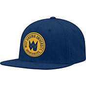 Top of the World Men's West Virginia Mountaineers Blue Timey Adjustable Hat