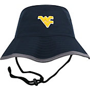 Top of the World Men's West Virginia Mountaineers Blue Bucket Hat