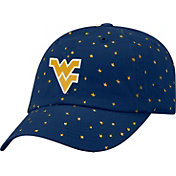 Top of the World Women's West Virginia Blue Starlite Adjustable Hat