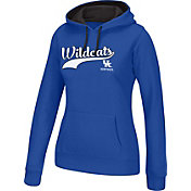 Top of the World Women's Kentucky Wildcats Blue Essential Hoodie