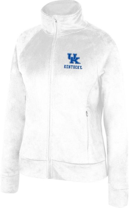 Top of the World Women s Kentucky Wildcats Bunny Slope White Jacket ... b0941fa56