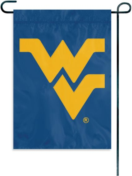 Party Animal West Virginia Mountaineers Garden Window Flag