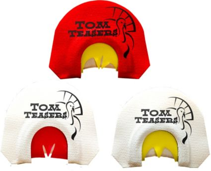 Tom Teasers Smoke Em Series Turkey Calls