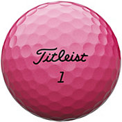 Titleist Velocity Pink Personalized Golf Balls