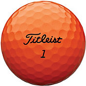 Titleist Velocity Orange Personalized Golf Balls