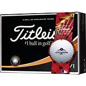 Titleist Pro V1 Golf Balls - 2018 World Series Champions Boston Red Sox Special Edition