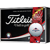 Titleist Pro V1x Golf Balls - 2018 World Series Champions Boston Red Sox Special Edition