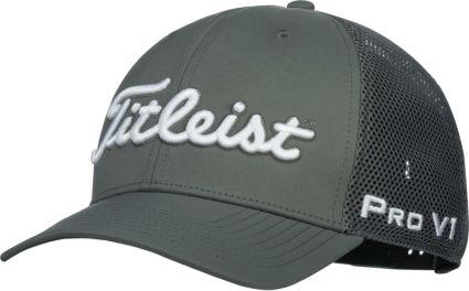 Titleist Men's Tour Mesh Snapback Golf Hat