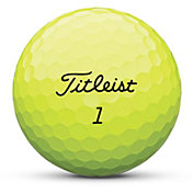 Titleist AVX Optic Yellow Golf Balls - Prior Generation