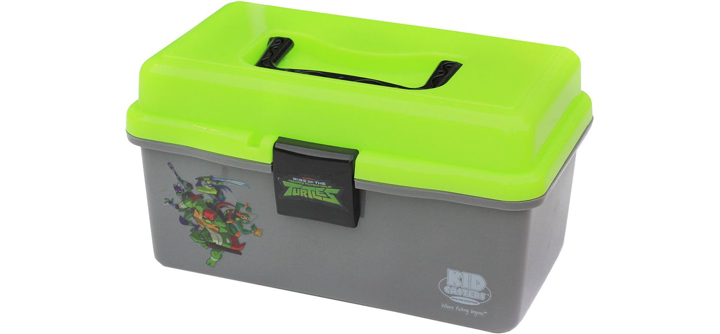 Kid Casters TMNT Tackle Box