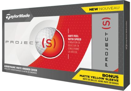 TaylorMade 2018 Project (s) Golf Ball Launch Pack – 15 Pack