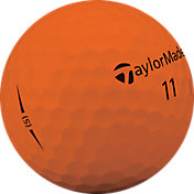 TaylorMade 2018 Project (s) Matte Orange Golf Balls