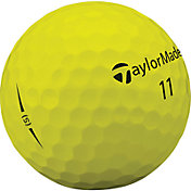 TaylorMade 2018 Project (s) Matte Yellow Golf Balls