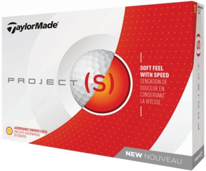 TaylorMade 2018 Project (s) Golf Balls