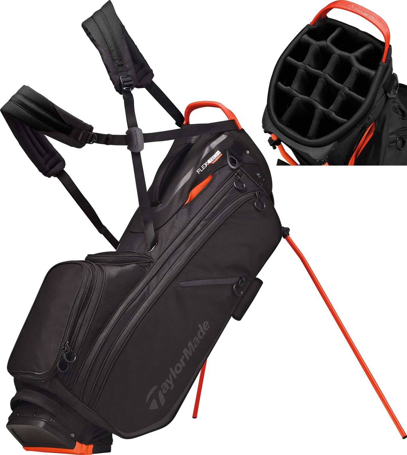 TaylorMade 2019 FlexTech Crossover Stand Bag
