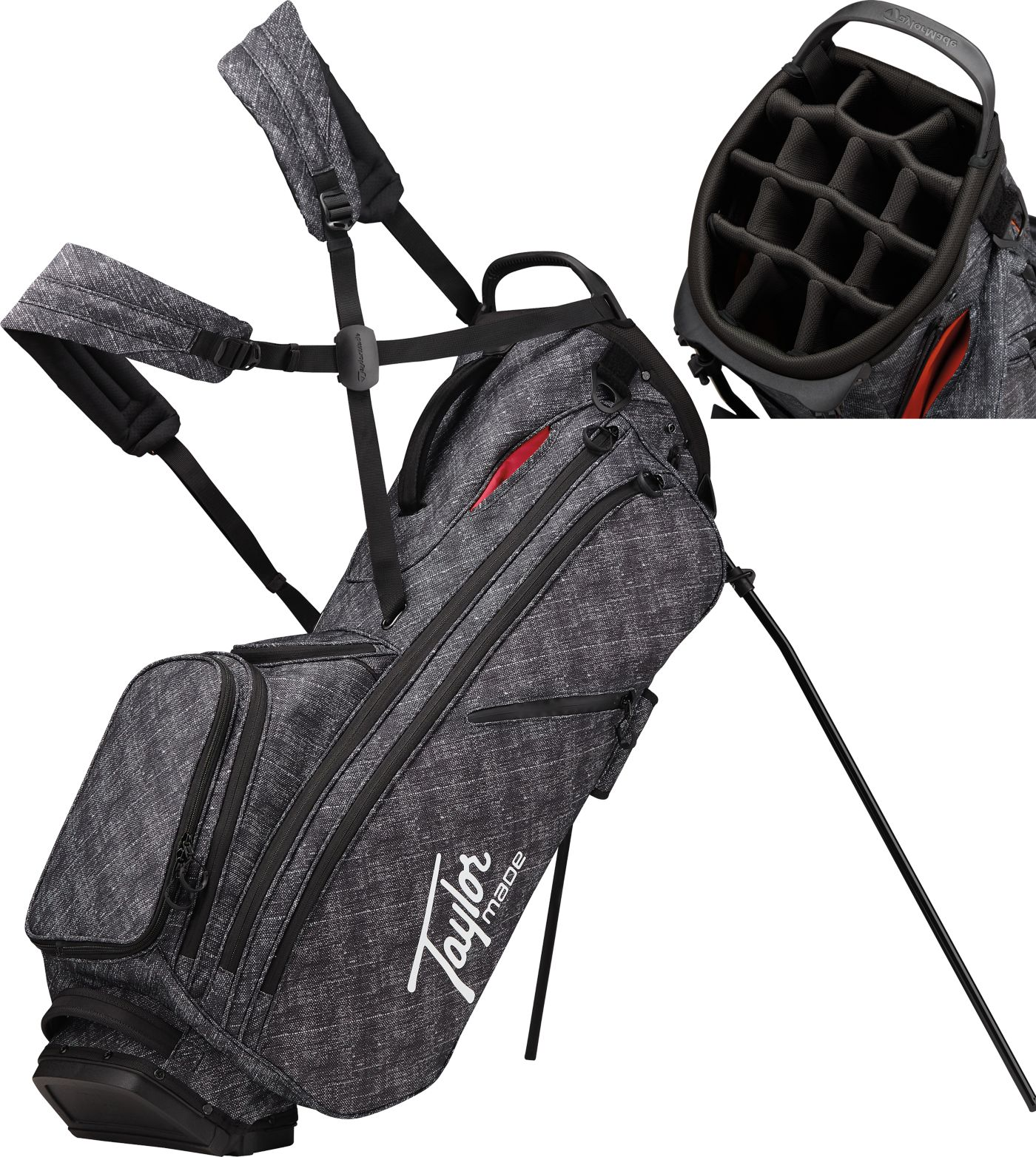 TaylorMade 2019 FlexTech Crossover Lifestyle Stand Bag
