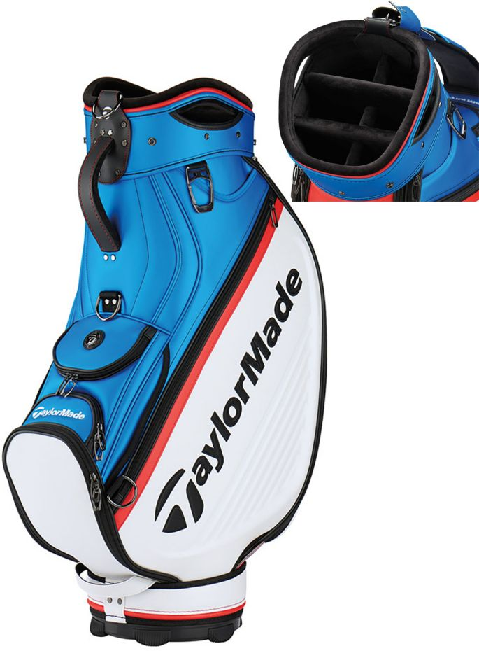 Taylormade Golf Bag >> Taylormade Tour Staff Bag