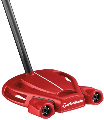 TaylorMade Spider Tour #7 Red Center-Shafted Putter with Sightline