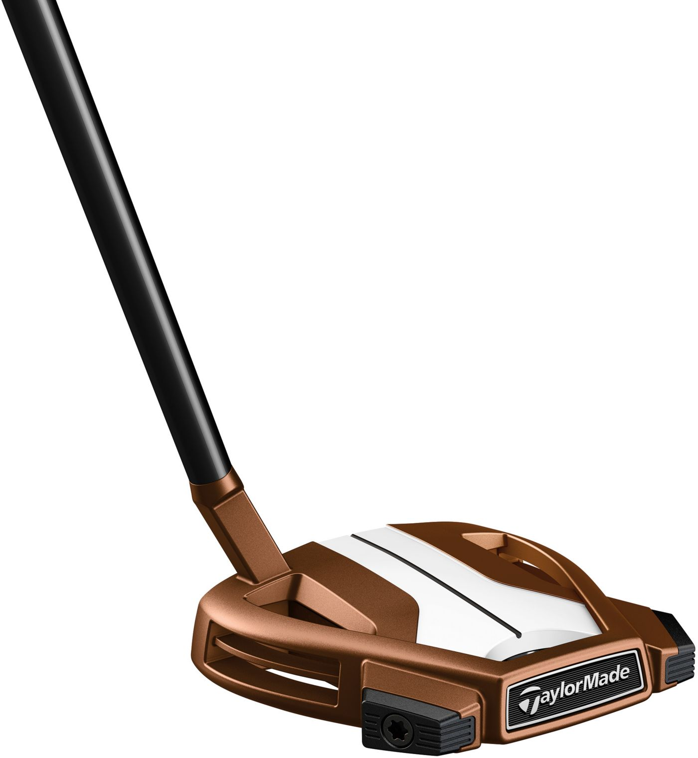 TaylorMade Spider X #3 Copper Putter with True Path