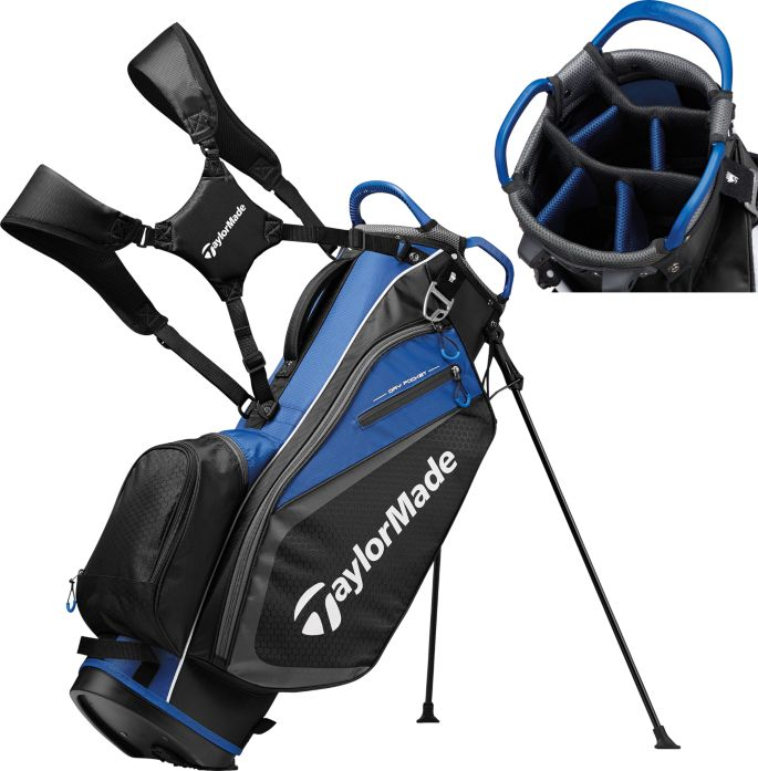 Taylormade 2019 Select Stand Bag Golf Galaxy