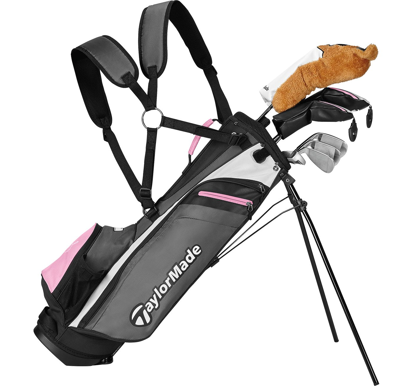 """TaylorMade Rory Junior 11-Piece Complete Set – (Height 52"""" – 60"""")"""