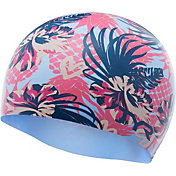 TYR Pineapple Punch Swim Cap
