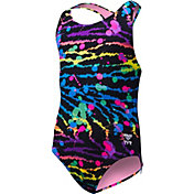 TYR Girls' Congo Maxfit Racerback Swimsuit