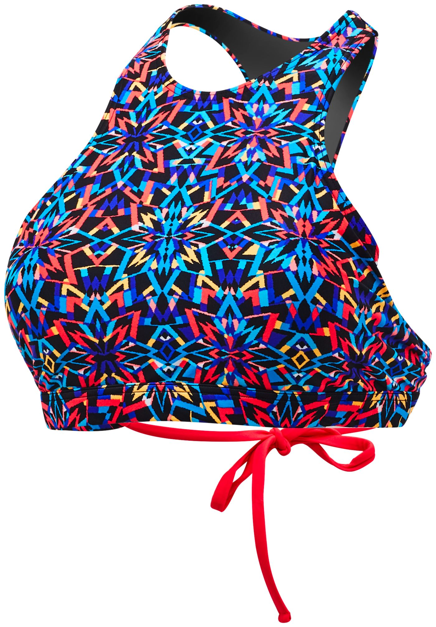 TYR Women's Kira High Neck Swim Top