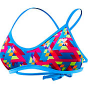 TYR Women's Patterned Mojave Crossback Swim Top