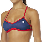 TYR Women's Sandblasted Mojave Crossback Swim Top