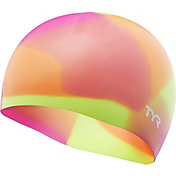 TYR Youth Tie Dye Swim Cap