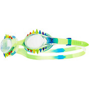 TYR Kids' Swimple Spike Tie Dye Swim Goggles