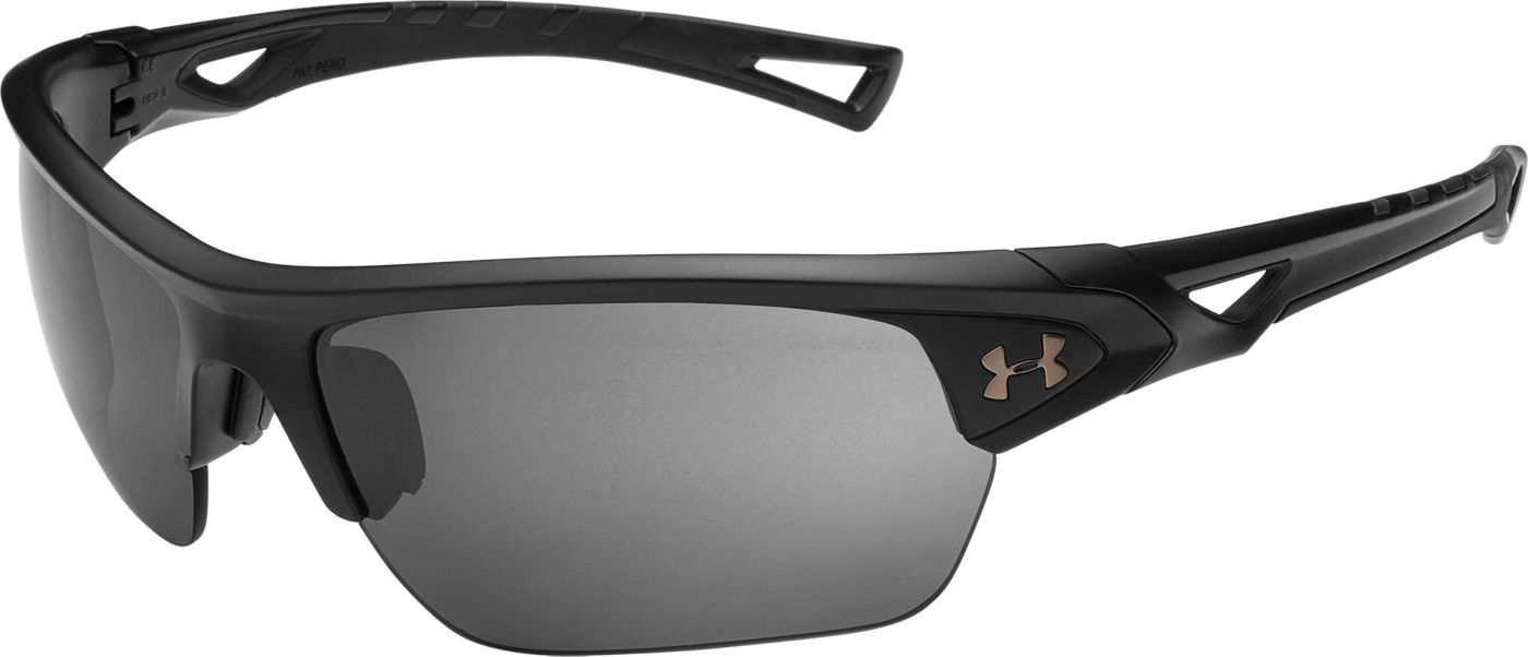 Under Armour Men's Octane Running Polarized Sunglasses